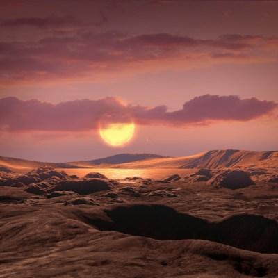 Descubren planeta muy parecido a la Tierra en la zona habitable de otro sistema solar
