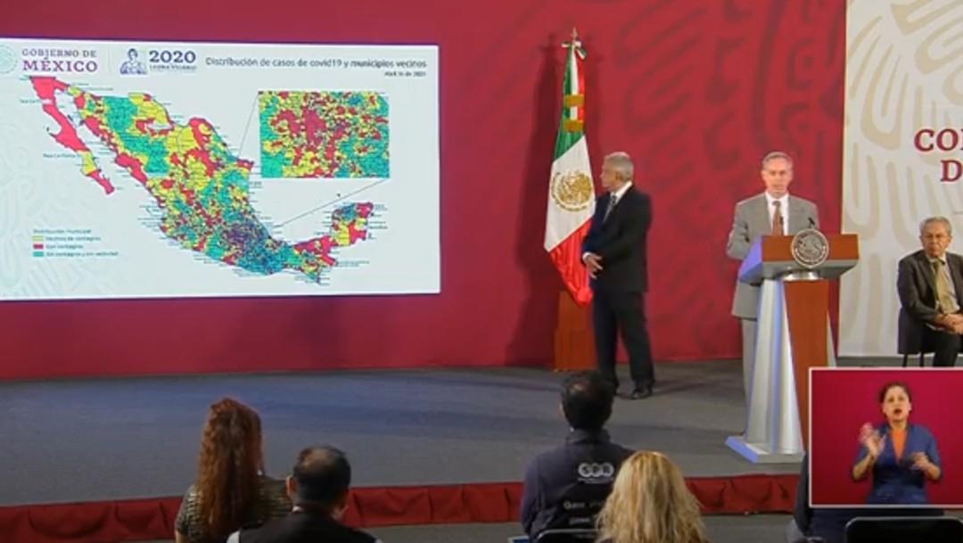Foto: México aún no entra a Fase 3 por pandemia de coronavirus