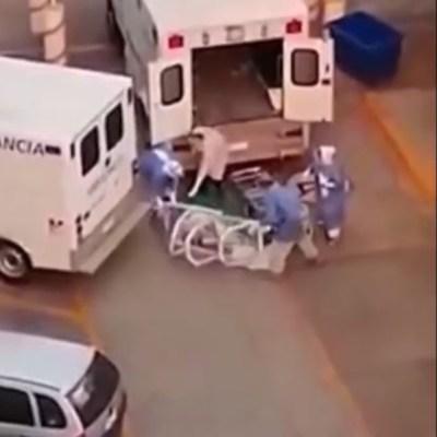 Caída de paciente con coronavirus en Michoacán, error humano: IMSS