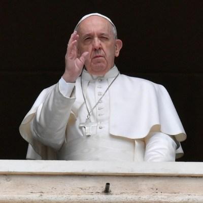 Papa Francisco pide a políticos buscar el bien de sus países en este momento de pandemia por coronavirus