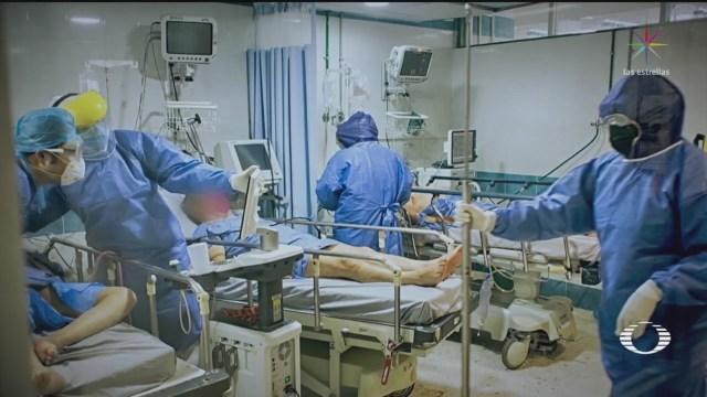 Foto: Coronavirus Cdmx Hospital General México Teme Pandemia Covid19 Aumente 17 Abril 2020