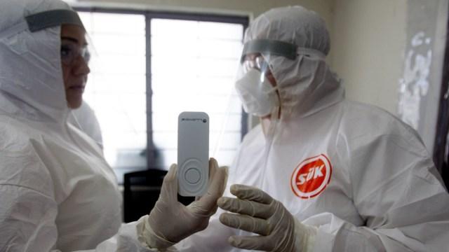 Coronavirus: Taxistas dan servicio gratuito a médicos