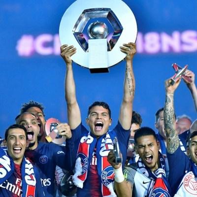Proclaman campeón de Francia al PSG tras fin de la liga por coronavirus