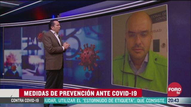 Foto: Sismo Cuarentena Coronavirus México COVID-19 1 Abril 2020