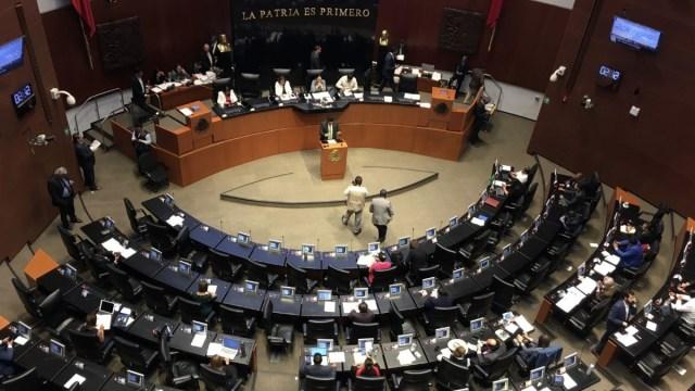 Coronavirus: Senadores del PRI, PAN y PRD buscan acuerdo