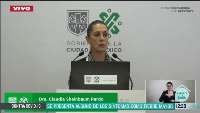 sheinbaum advierte sanciones a empresas por despido a trabajadores en cdmx