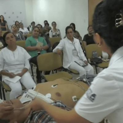 Coronavirus: Enfermeras del Hospital Juárez se organizan