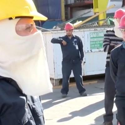 Obreros de Mexicali denuncian que los obligan a trabajar sin medidas sanitarias seguras por coronavirus