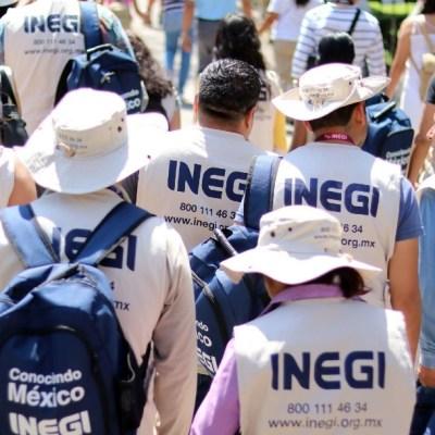 Verificadores denuncian que INEGI rescindió su contrato antes de tiempo. FOTO Cuartoscuro