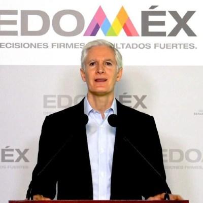 Alfredo del Mazo destaca medidas contra coronavirus en Estado de México
