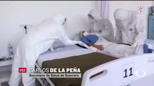 acapulco guerrero tiene 767 casos confirmados de covid