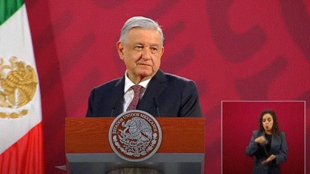Foto: AMLO anuncia reparto de fondo de 60 mil millones de pesos a los estados