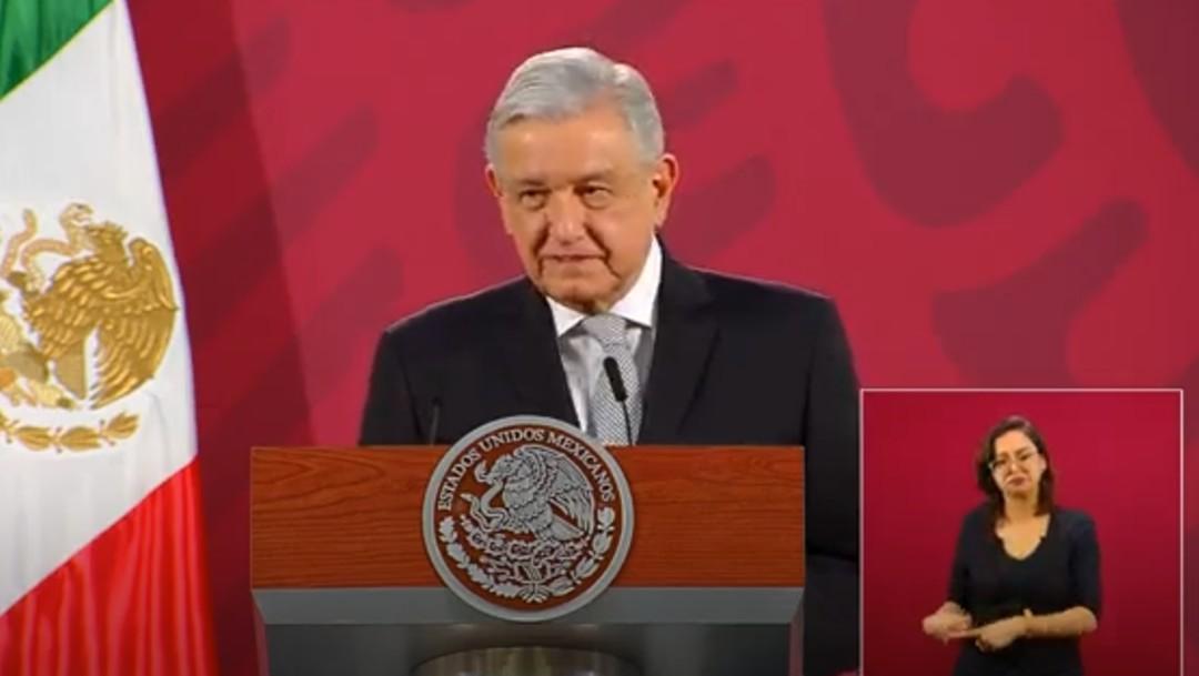 Foto: AMLO: México investigaría a Calderón sólo si la gente lo pide