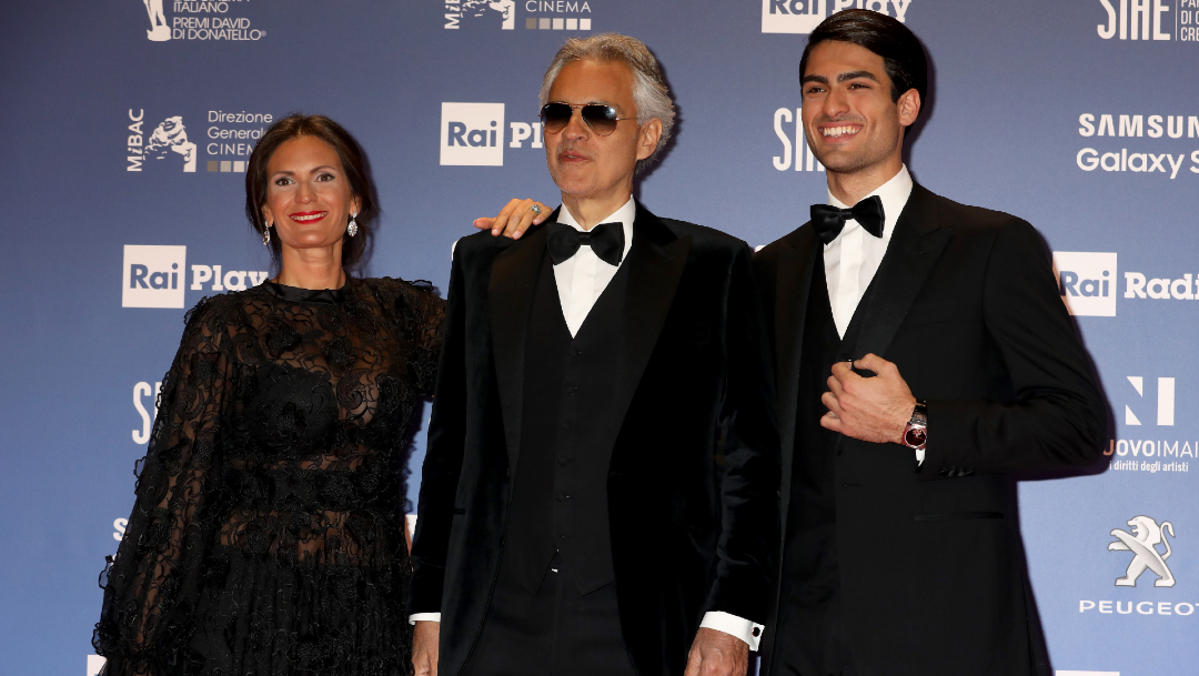 FOTO: Andrea Bocelli tuvo coronavirus y dona su plasma para investigación, el 26 de mayo de 2020