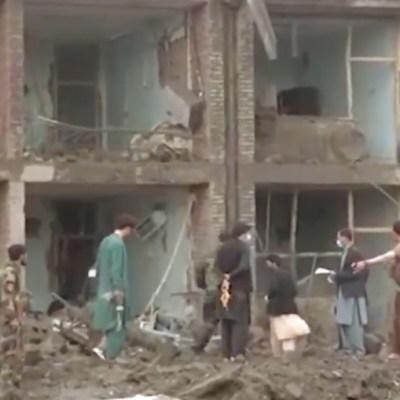Ataque talibán en Afganistán con camión bomba deja varios muertos y heridos