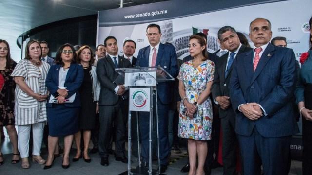 PAN acusa al Gobierno Federal de militarizar el país