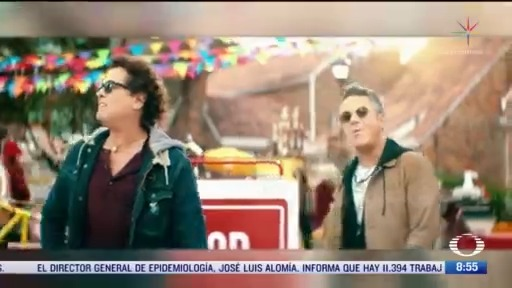 carlos vives y alejandro sanz estrenan for sale