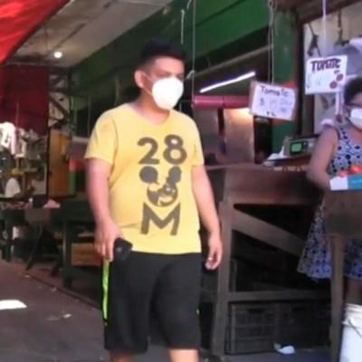 Mérida cierra los dos mercados más importantes de la ciudad por brote de coronavirus