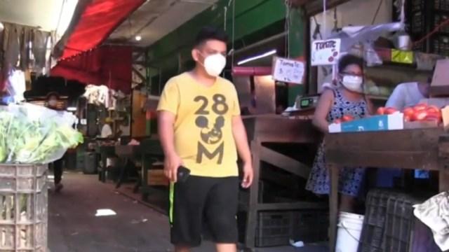 Foto: Detectan coronavirus en los dos mercados más importantes de Mérida, Yucatán
