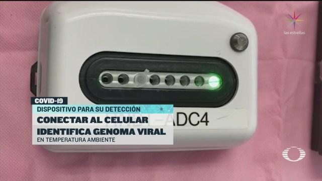IPN desarrolla dispositivo detecta coronavirus en 15 minutos
