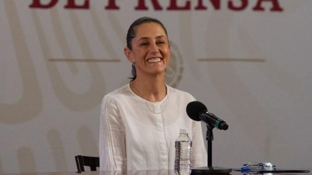 Claudia Sheinbaum, jefa de Gobierno de la Ciudad de México. Cuartoscuro