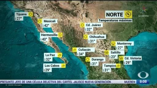 clima al aire nuevo frente frio provocara granizadas y posibles tornados en coahuila nuevo leon y tamaulipas