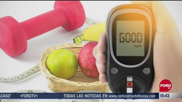 FOTO: como controlar la diabetes a la distancia durante confinamiento