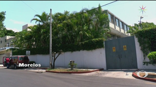Foto: Brote Coronavirus Asilo Cuernavaca Morelos 11 Mayo 2020