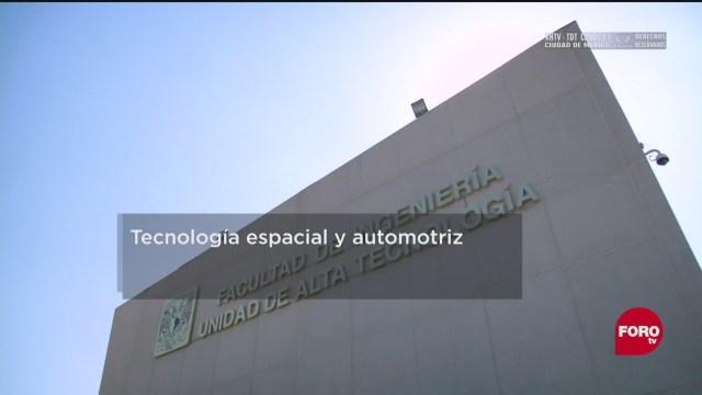 FOTO: 16 de mayo 2020, conoce el laboratorio nacional de ingenieria espacial y automotriz de la unam