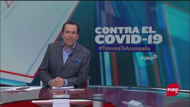 FOTO: contra el covid 19 televisateacompana primera emision del 22 de mayo de