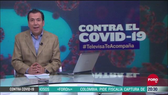 Foto: Contra El COVID Televisa Te Acompaña Recomendaciones Prevención Coronavirus Pandemia Cuarentena 21 Mayo 2020