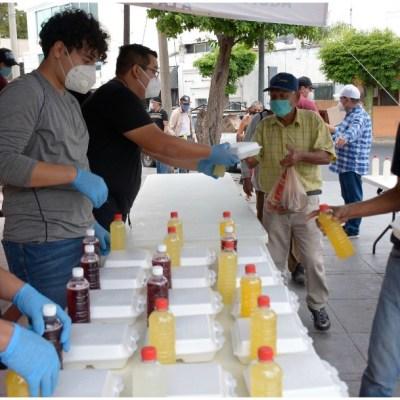 México alcanza las 9 mil 779 muertes y los 87 mil 512 casos confirmados de COVID-19