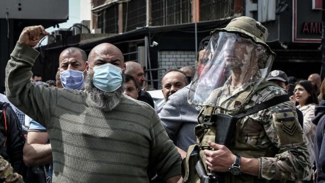 Foto: Coronavirus preocupa trabajadores, que piden derechos en 1 de mayo