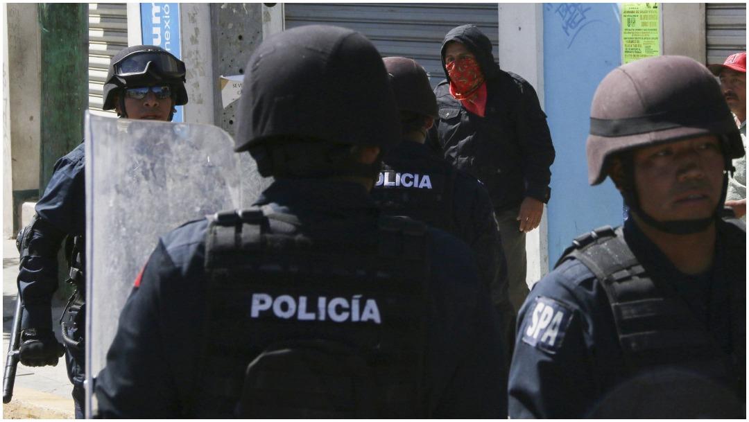 Imagen: Las autoridades de Tlacolula, Oaxaca, reportaron el contagio de siete reos, 23 de mayo de 2020 (CUARTOOSCURO)