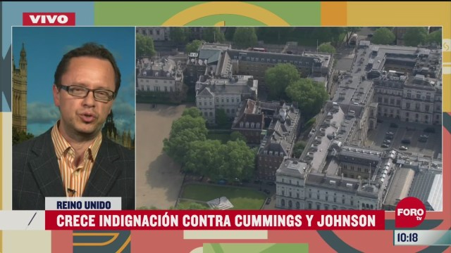crece indignacion contra cummings y johnson