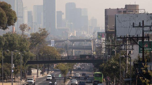 Foto: Cuarentena en CDMX reduce contaminación pero no el ozono, 28 de mayo de 2020, (Cuartoscuro, archivo)