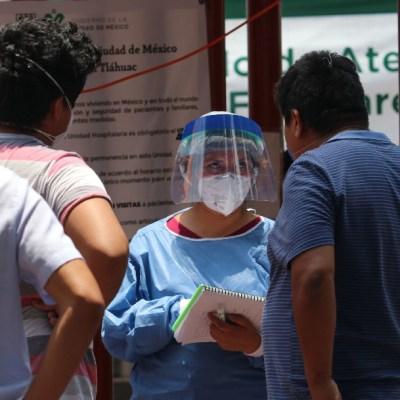 México rebasa los 40 mil casos confirmados de coronavirus y los cuatro mil muertos