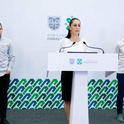 """Foto: CDMX presenta protocolos de reapertura para la """"nueva normalidad"""", 31 de mayo de 2020, (Cuartoscuro, archivo)"""