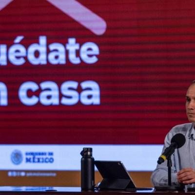 Reapertura de actividades podría traer rebrotes de COVID-19: López-Gatell