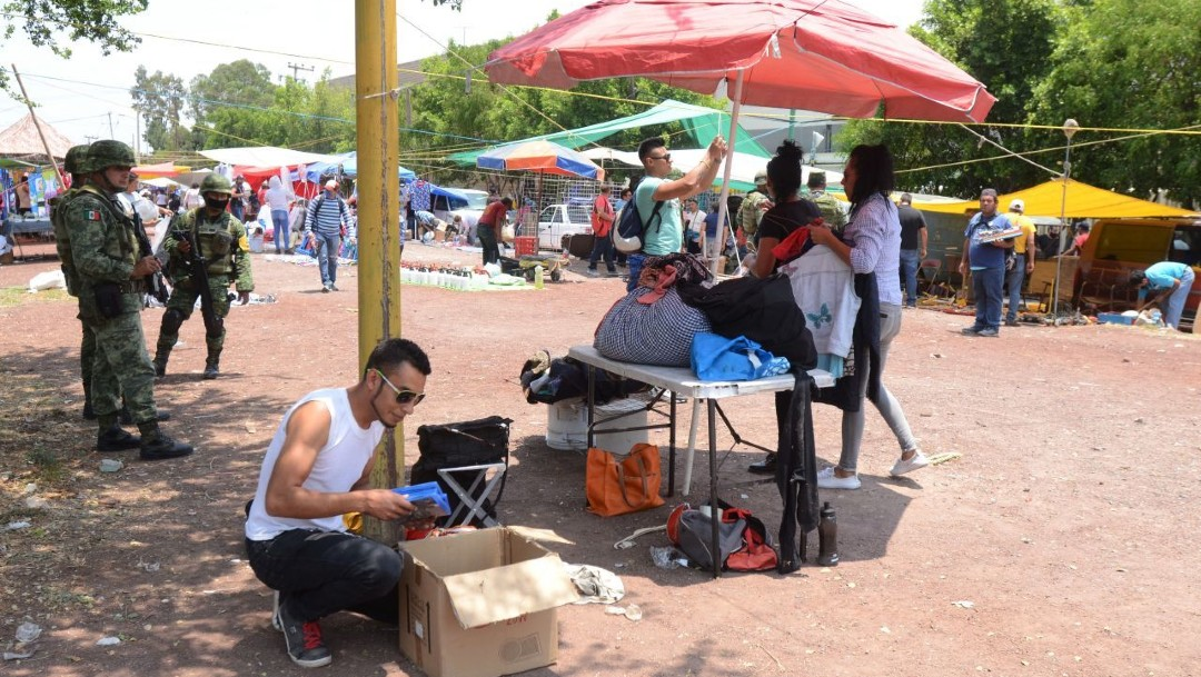 Desempleo en abril se va al doble con informales: Concanaco