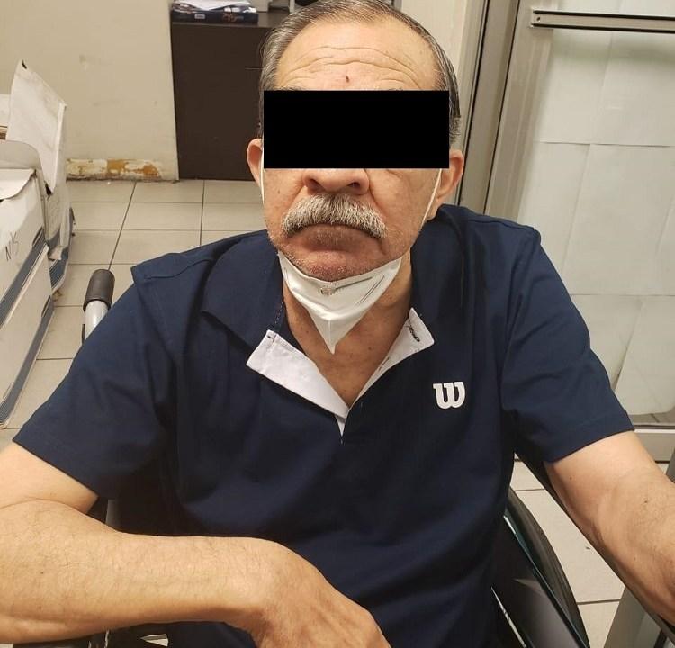 Detienen a exdirector de Bomberos de Mexicali