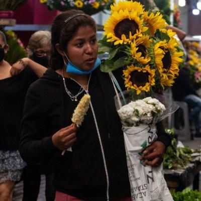 AMLO pide celebrar a mamá este 10 de mayo con sana distancia