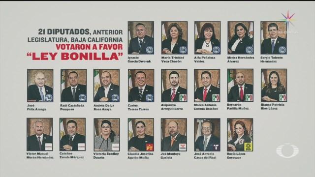 Foto: Diputados del PRD buscará que se reactive juicio contra los que votaron a favor de la 'Ley Bonilla' 12 Mayo 2020