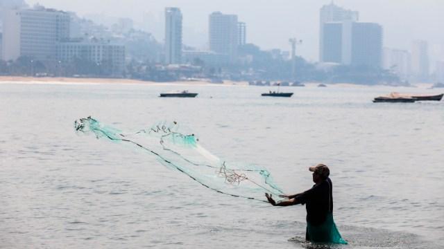 pescador acapulco guerrero