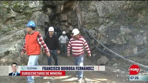entrevista completa con francisco quiroga fernandez subsecretario de mineria en estrictamente personal