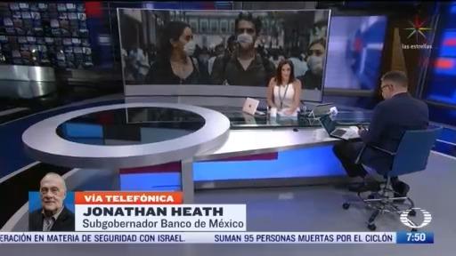 entrevista con el subgobernador del banco de mexico para despierta
