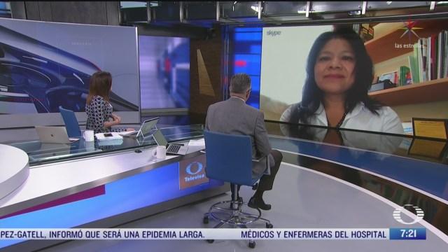 entrevista con la activista marcelina bautista para despierta