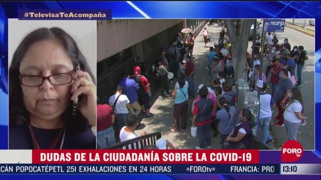 FOTO: estamos en el pico de la pandemia en mexico alerta especialista