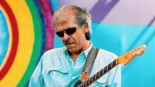 Foto: Muere el músico Jorge Santana, hermano de Carlos Santana, 15 de mayo de 2020, (Twitter @joscorte)