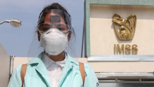 Foto: Felicita a AMLO a enfermeras, 'heroínas' que salvan vidas